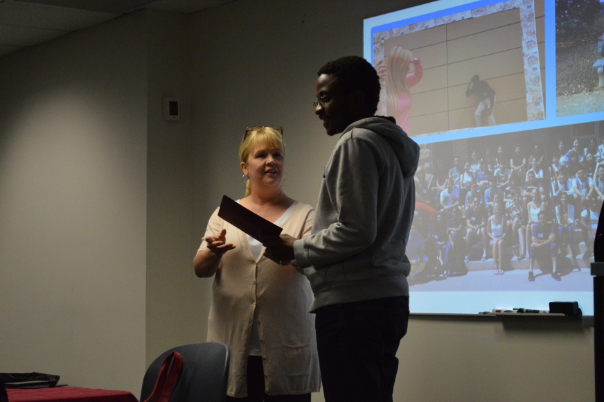 Winthrop recognizes students for their part in supporting diversity